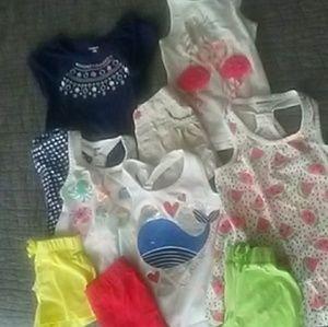 Lot of Girls cloths